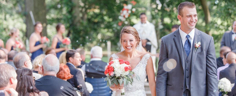 Wedding at Cameron Estate Inn