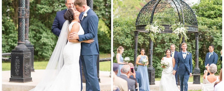 Wedding under copula