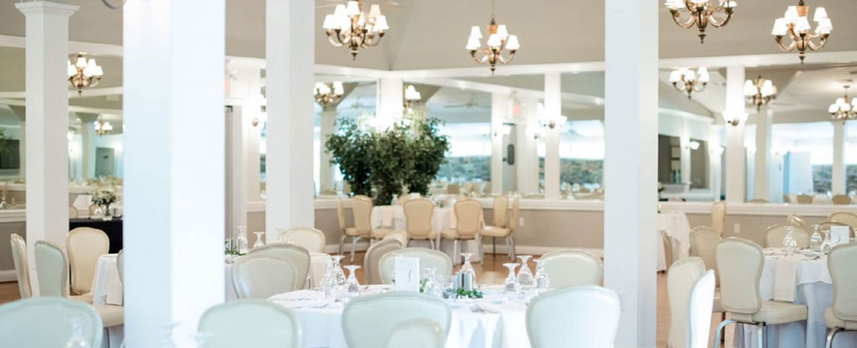Wedding Reception at Cameron Estate Inn
